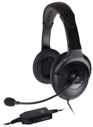 MICROSOFT XBOX 360 AMPX AMPLIFIED GAMING HEADSET - EvoRetro Lets Game