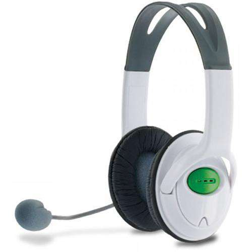 MICROSOFT XBOX 360HYPERKIN TOMEE MZX-1000 HEADSET (WHITE) - EvoRetro Lets Game