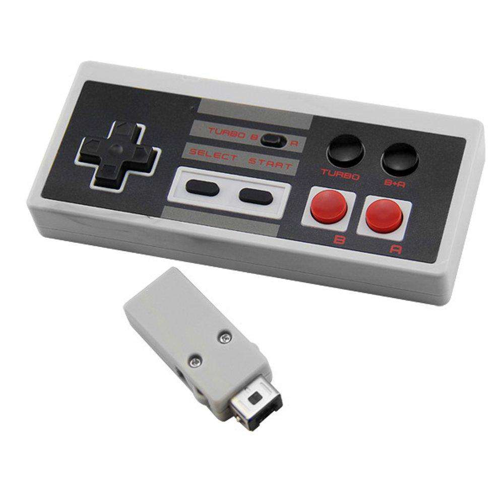 Nintendo NES Wireless Controller - EvoRetro Lets Game