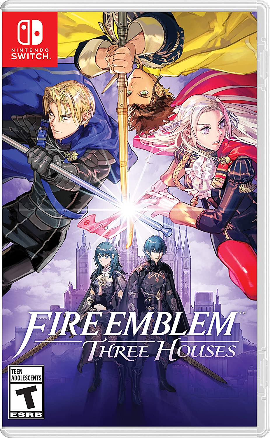 NINTENDO SWITCH FIRES EMBLEM - EvoRetro Lets Game