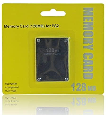 PS2 128MB BACKUP MEMORY CARD - EvoRetro Lets Game