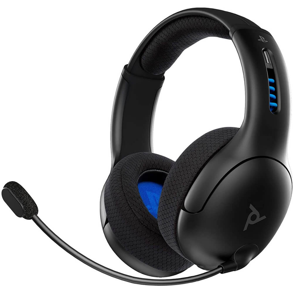 SONY PLAYSTATION PS4/PS5 LVL50 WIRELESS STEREO GAMING HEADSET - EvoRetro Lets Game