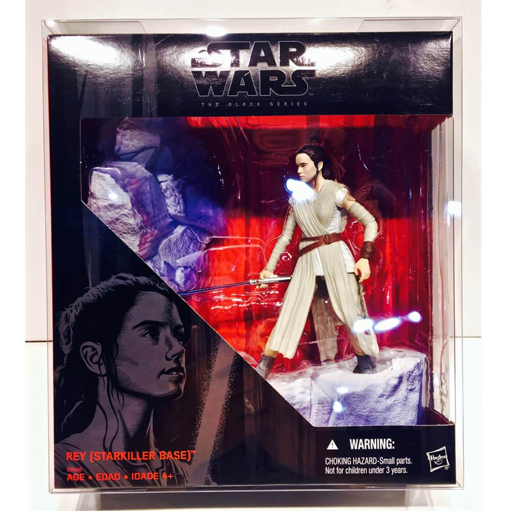 STAR WARS BLACK SERIES KMART EXCLUSIVES 1 PACK BOX PROTECTOR - EvoRetro Lets Game