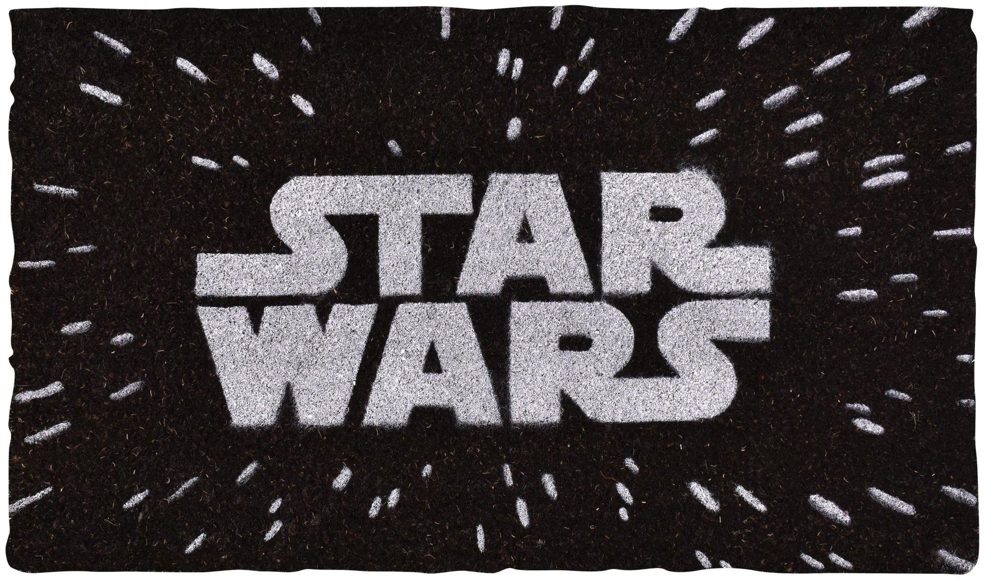 STAR WARS LOGO DOORMAT - EvoRetro Lets Game