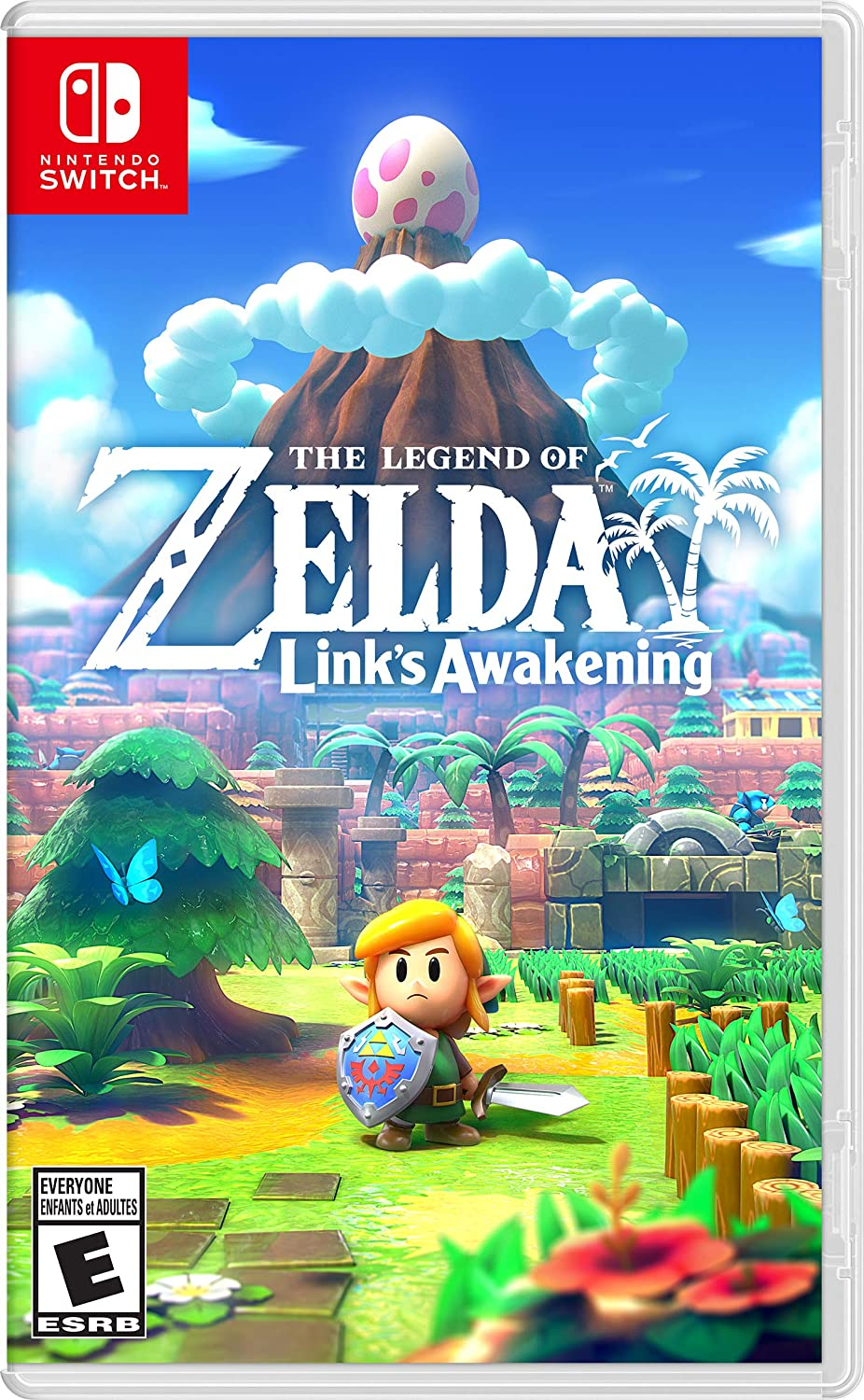 The Legend of Zelda: Links Awakening - Standard Edition NINTENDO SWITCH - EvoRetro Lets Game