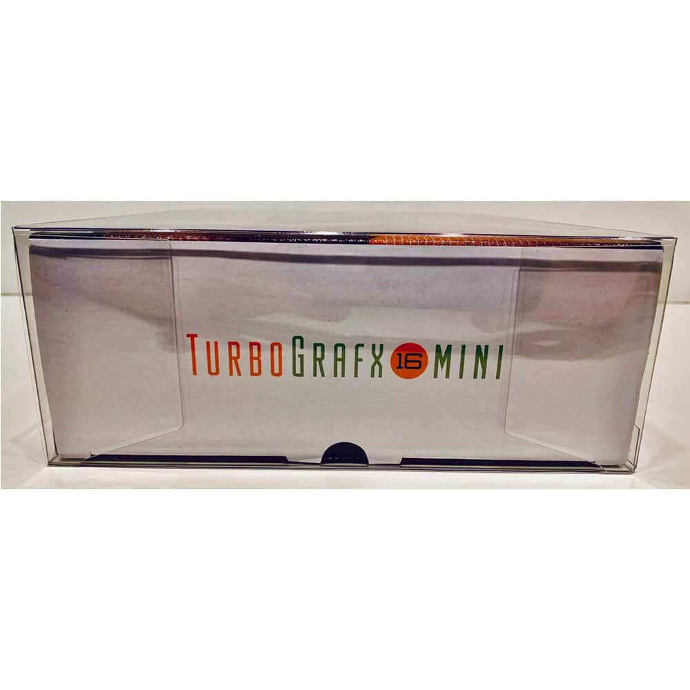 TURBOGRAFX-16 MINI 1 PACK BOX PROTECTOR - EvoRetro Lets Game