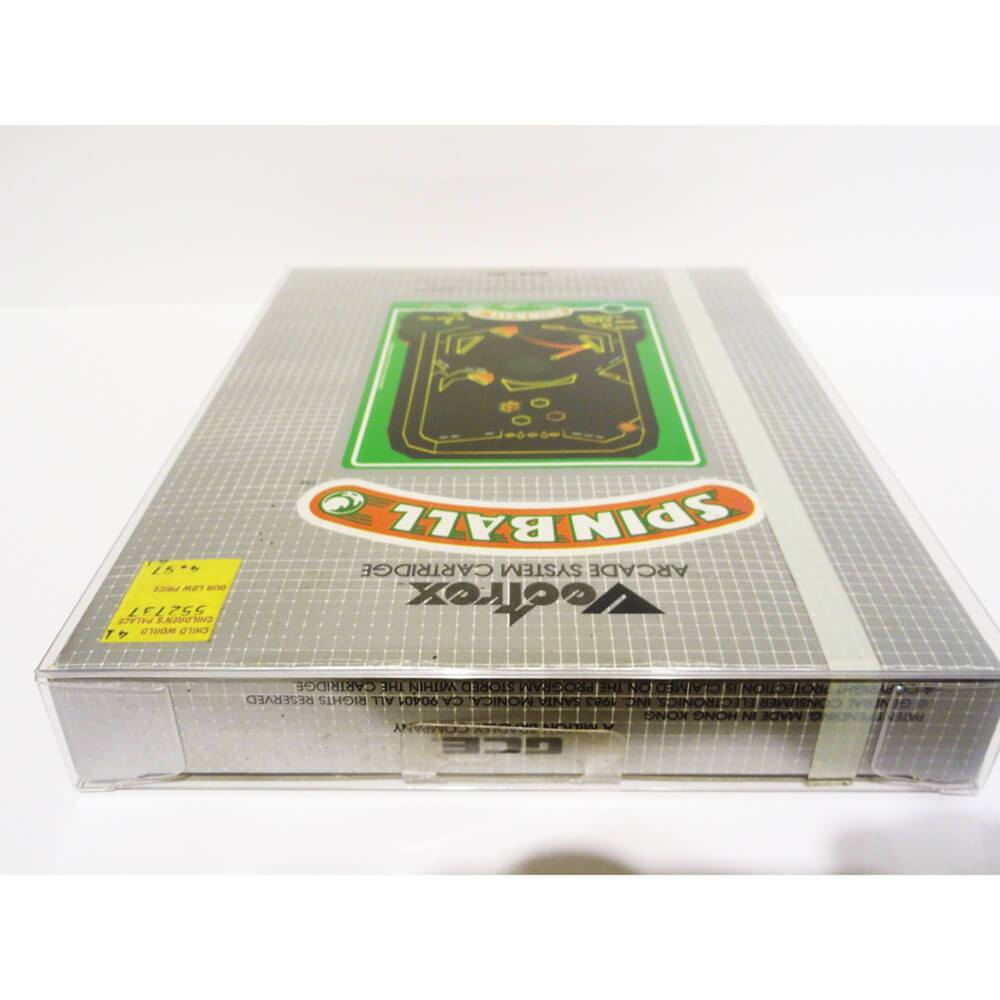 VECTREX 1 PACK VIDEO GAME BOX PROTECTOR - EvoRetro Lets Game