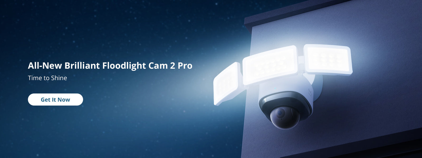 Eufy Coupon Codes - Floodlight Cam 2 Pro @ just $299.99