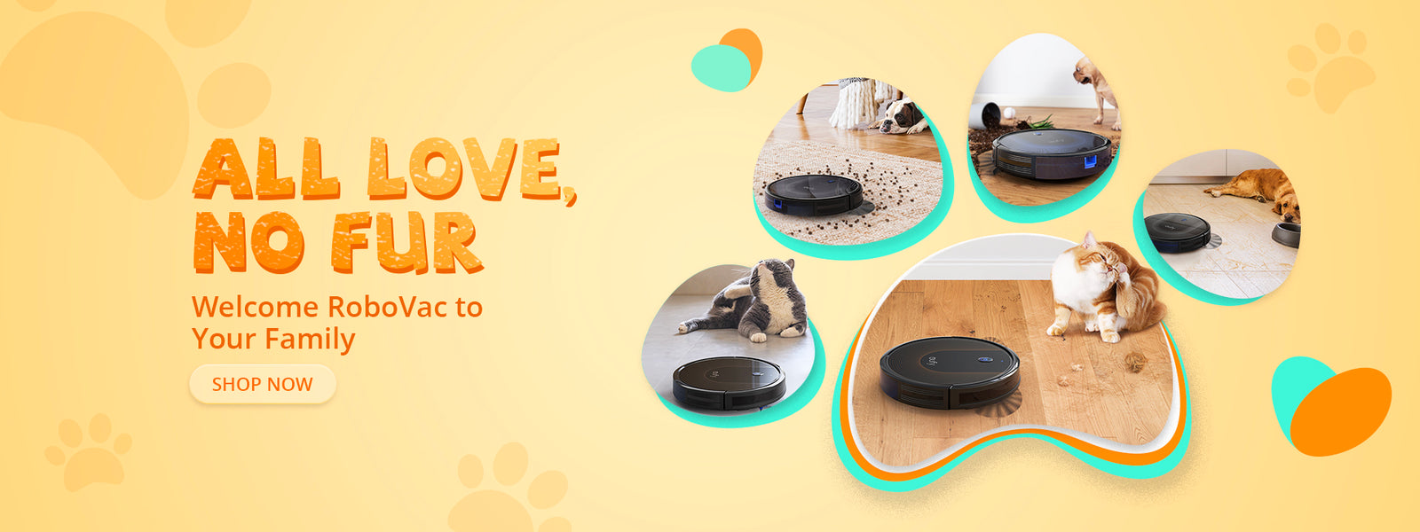 Eufy Coupon Codes - Vacuums for Pet Hair starting at just $179.99