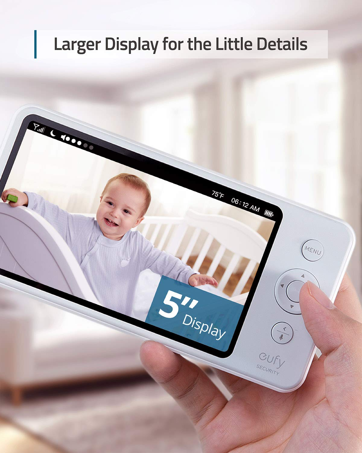 Spaceview Pro Baby Monitor
