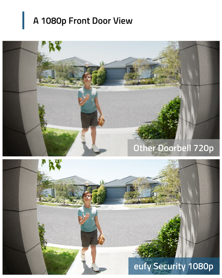 Video Doorbell 1080p (Battery-Powered)