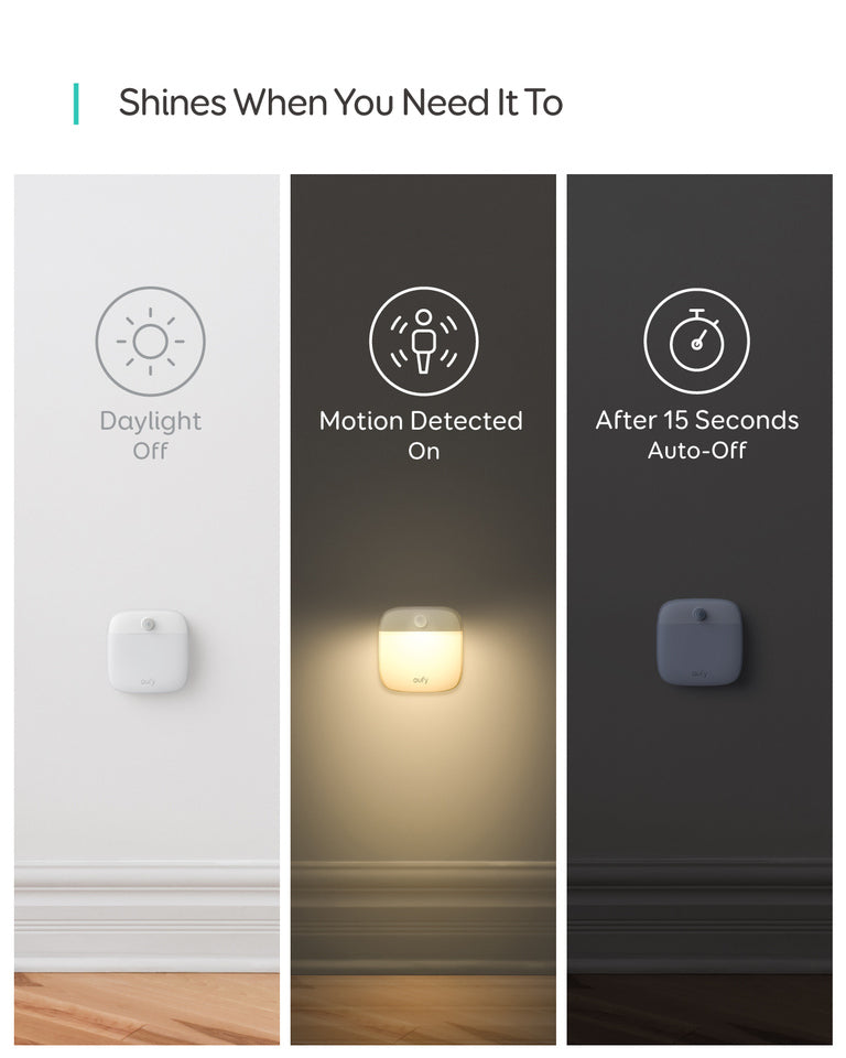 Lumi Stick-On Night Light