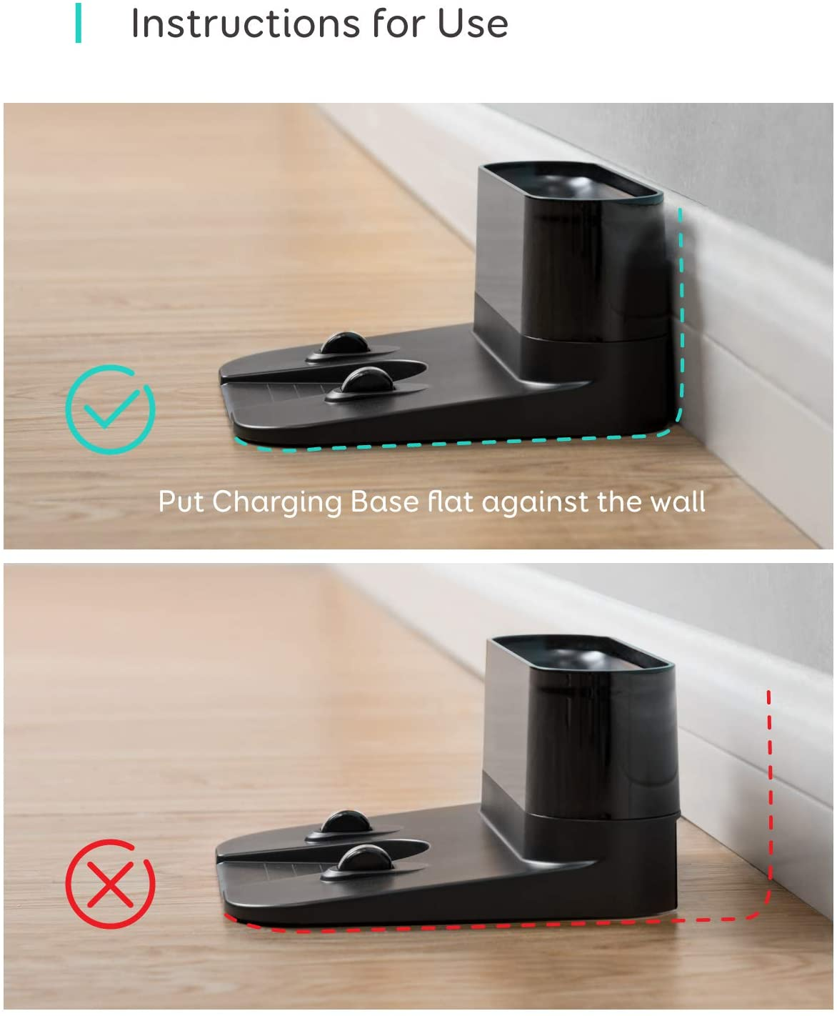 Charging  base + Power adapter