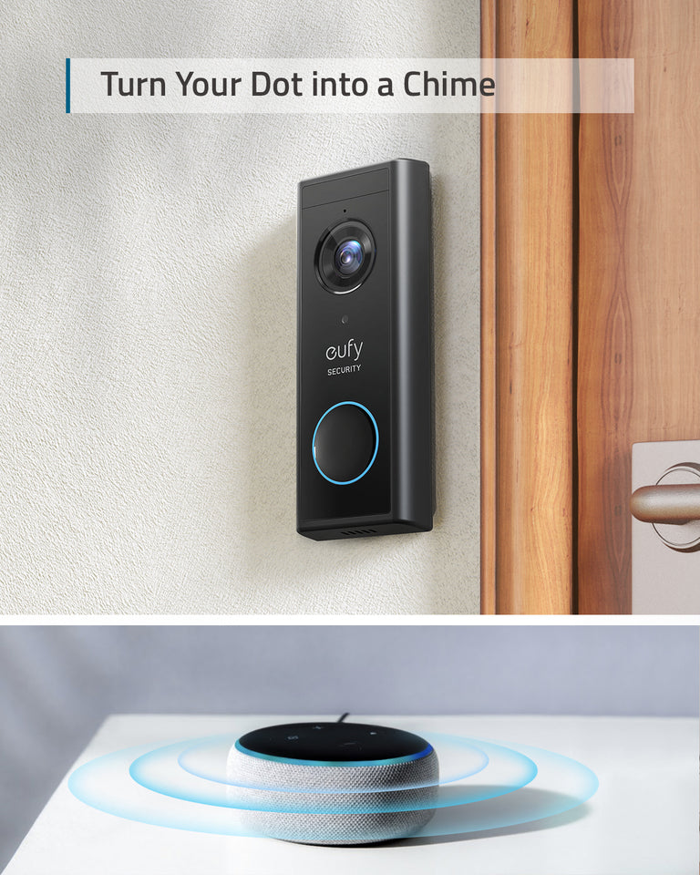 Video Doorbell 2K (Battery-Powered) Add-on Unit