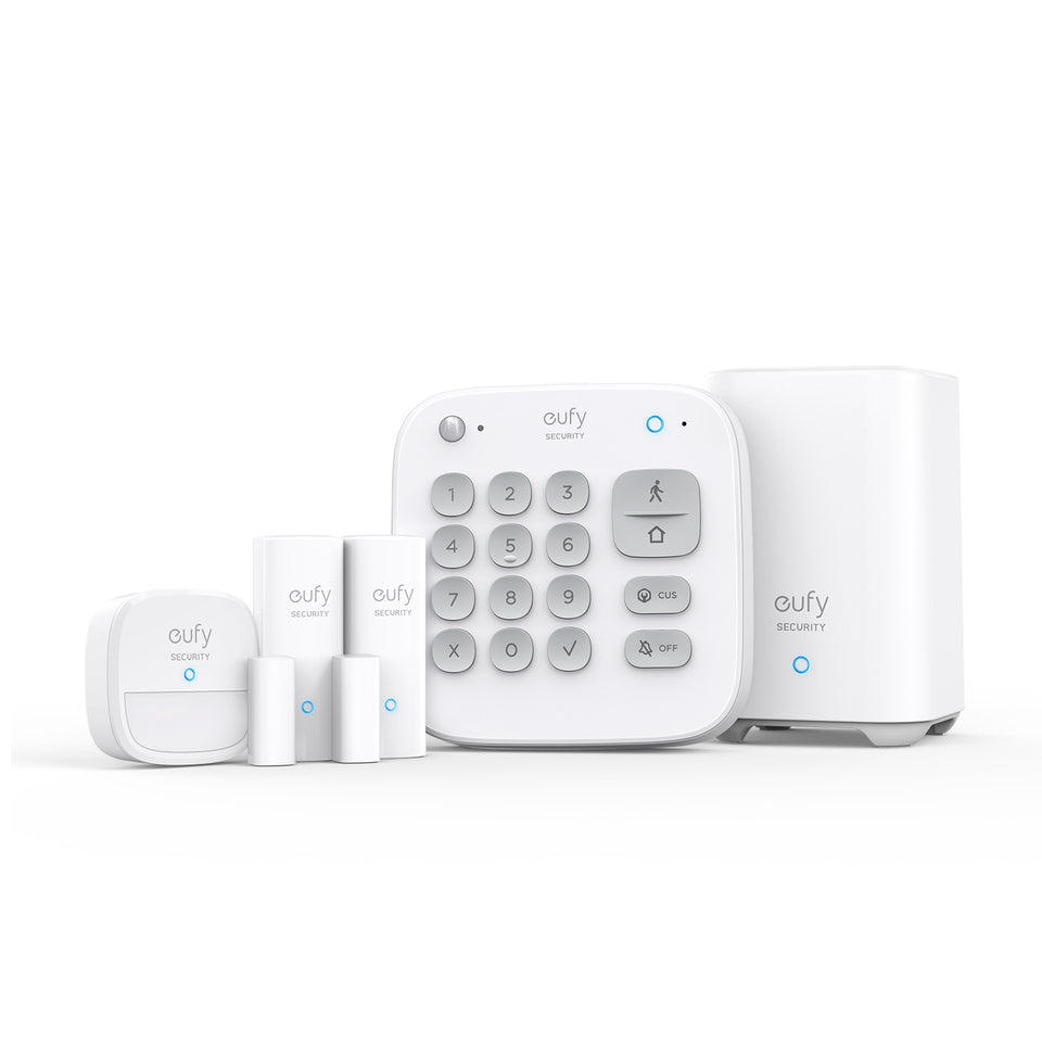 5-Piece Home Alarm Kit