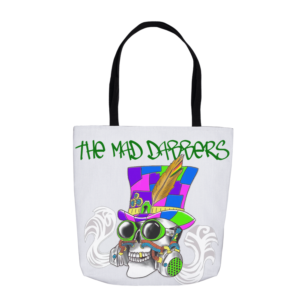The Mad Dabbers Official Logo - Tote Bags
