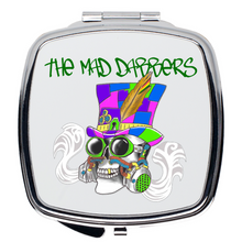 Load image into Gallery viewer, The Mad Dabbers Official Logo - Compact Mirrors