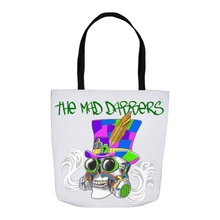 Load image into Gallery viewer, The Mad Dabbers Official Logo - Tote Bags