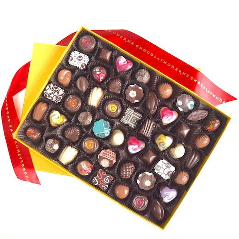 Mixed Chocolate Truffle Assortments