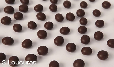 SOLD OUT - Roasted coffee beans covered with 55% chocolate - 150g