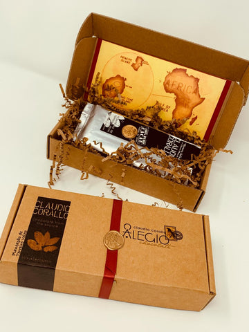 Holiday Gift - Three 50G Chocolate Bar Box