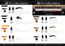 Load image into Gallery viewer, The House of PMU Pigment - Black Vodka (Machine)