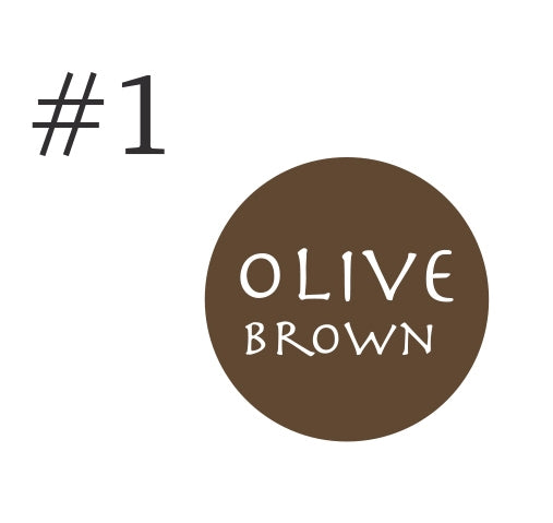The House of PMU Pigment - Olive Brown #1