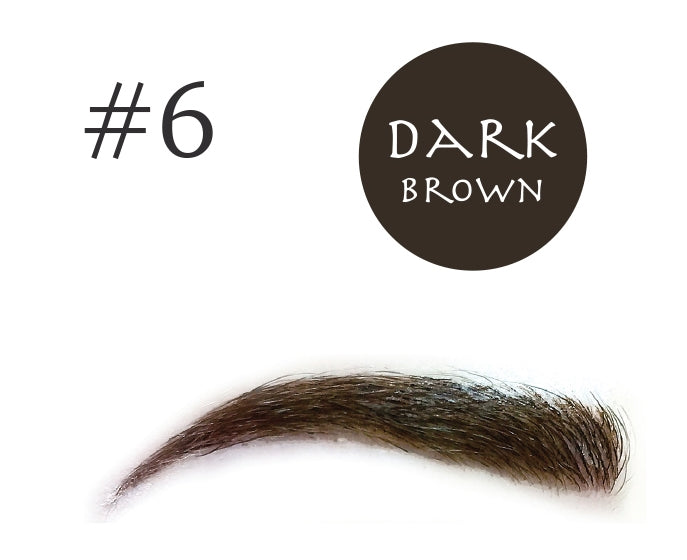 The House of PMU Pigment - Dark Brown #6