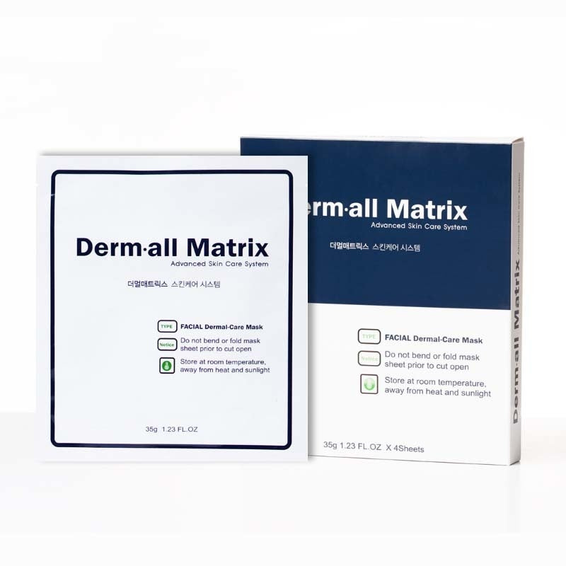 DERM. ALL MATRIX Mask (4 sheets/box)