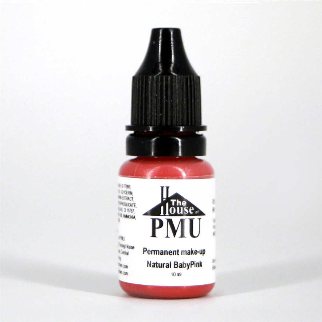 The House of PMU Pigment - Natural Baby Pink (Machine)