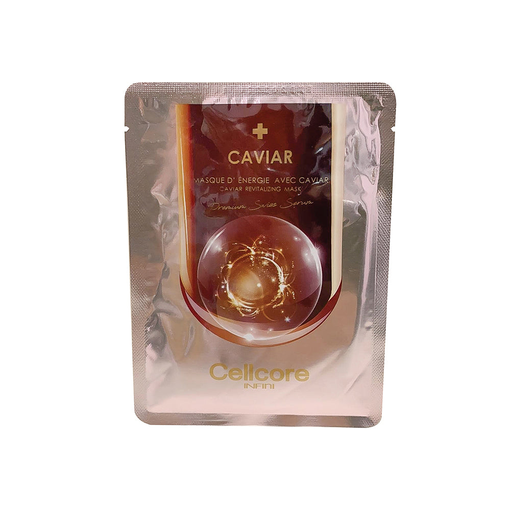 CELLCORE Caviar Revitalizing Mask (1pc)