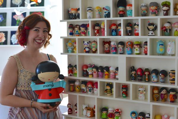 Momiji Collectors | We meet Asligul Tanyolac