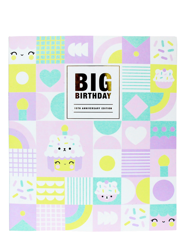 Big Birthday 20cm/8in