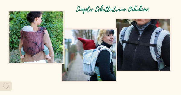 Simpleebaby Schultertraum Onbuhimo