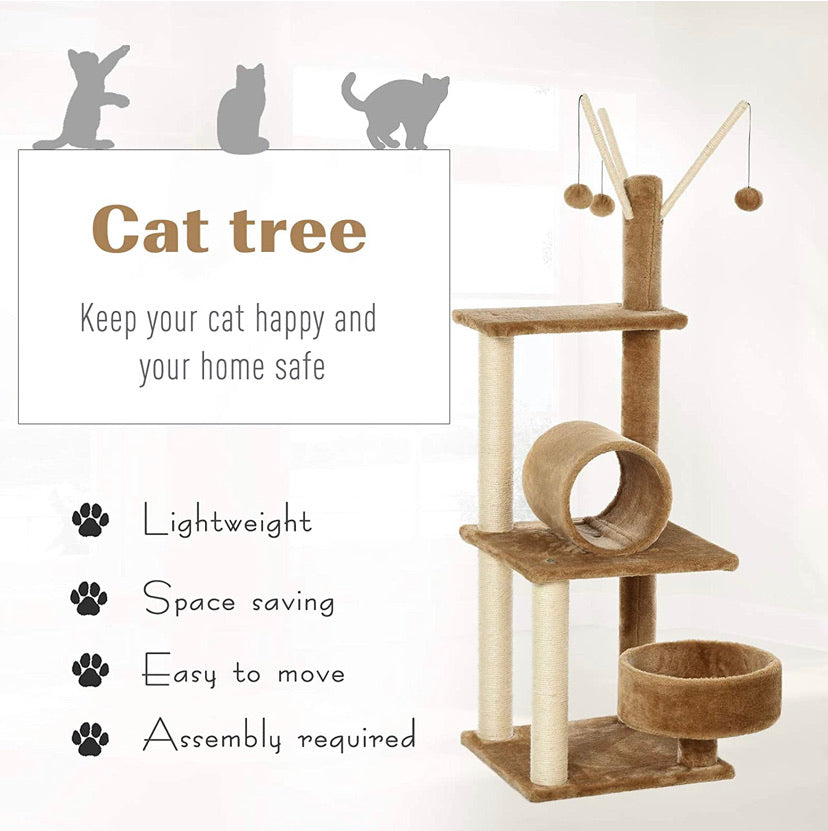 Paw Hut cat tree
