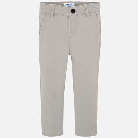 Chino Pants in Gray