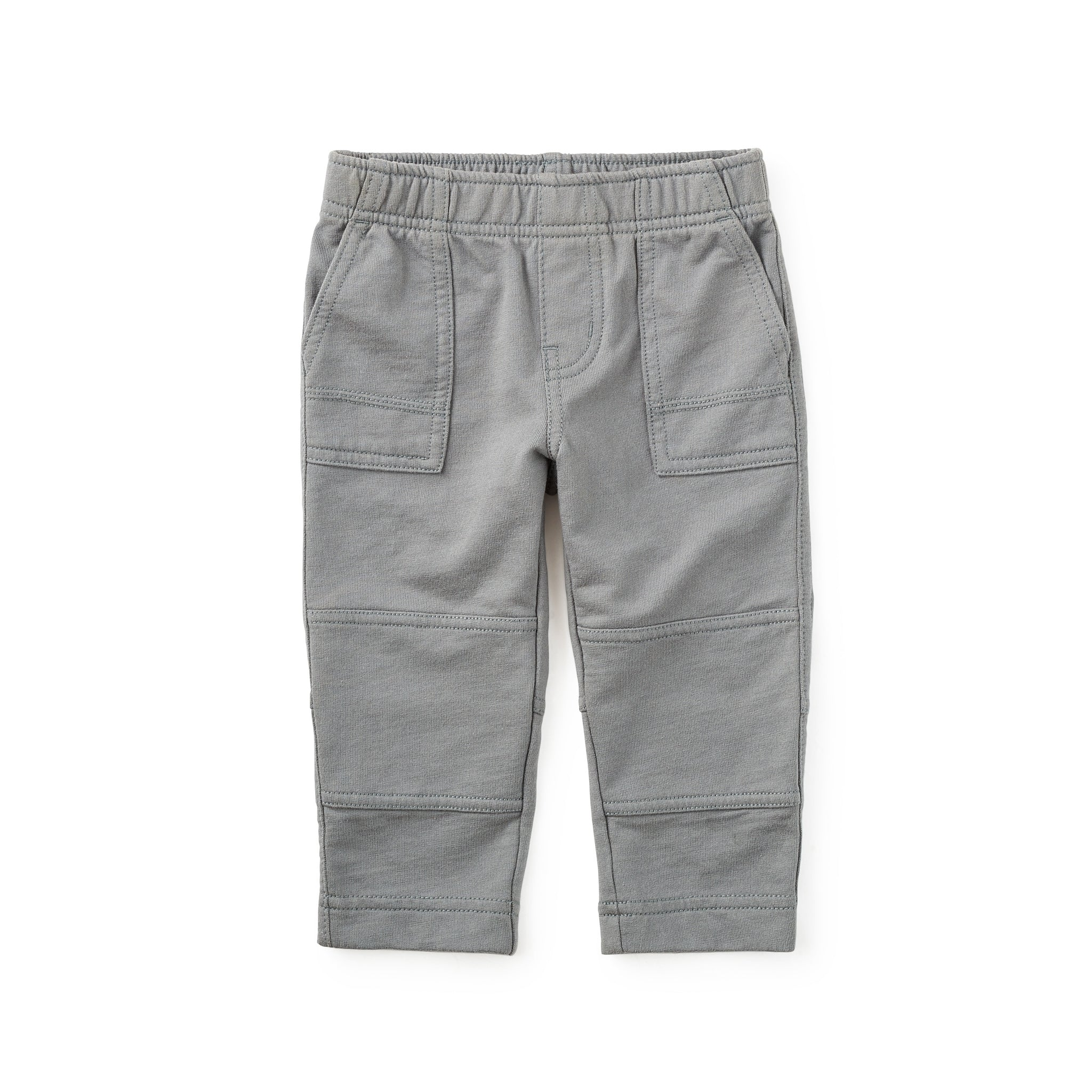 Baby Playwear Pants in Thunder