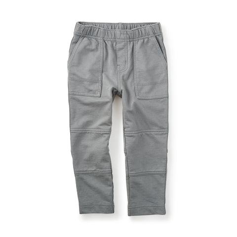 French Terry Playwear Pants in Thunder
