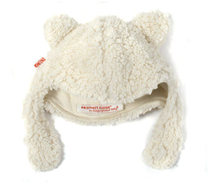 Smart Little Bear Fleece Hat