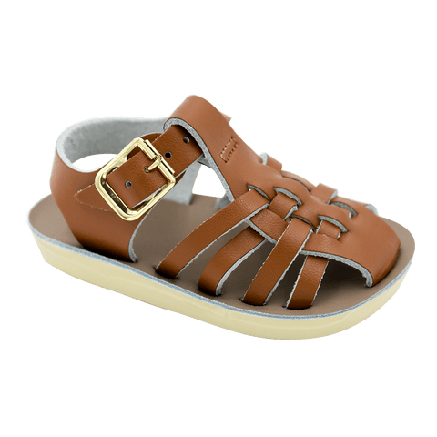 Sun-San Sailor Sandals in Tan