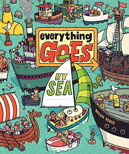 Everything Goes By Sea
