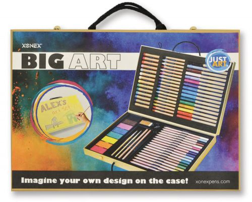 Big Art Set 81pc