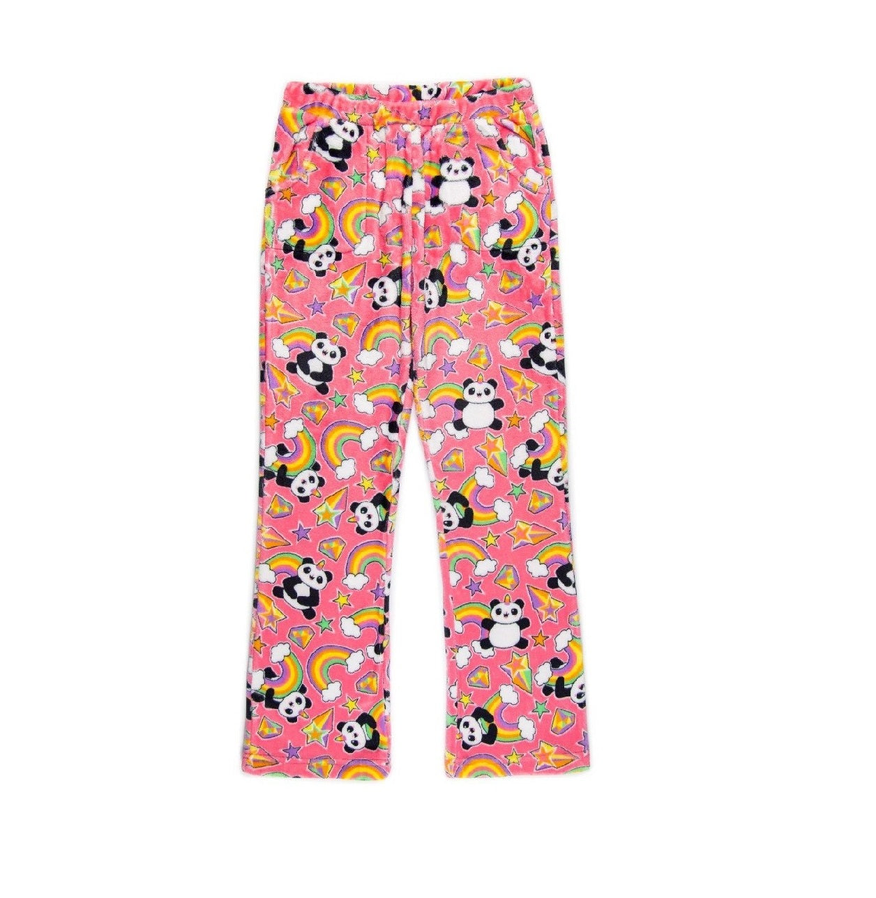 Panda Fleece Pants