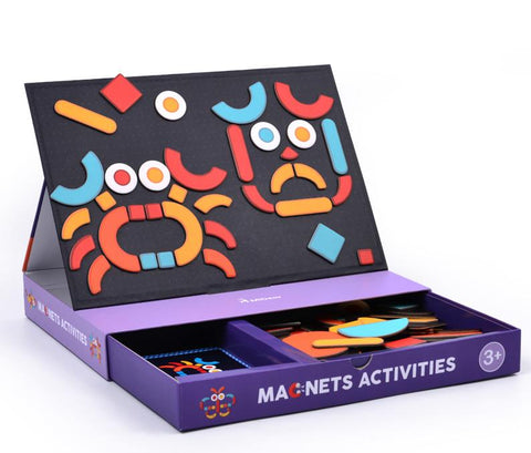 Activities Magnet Set