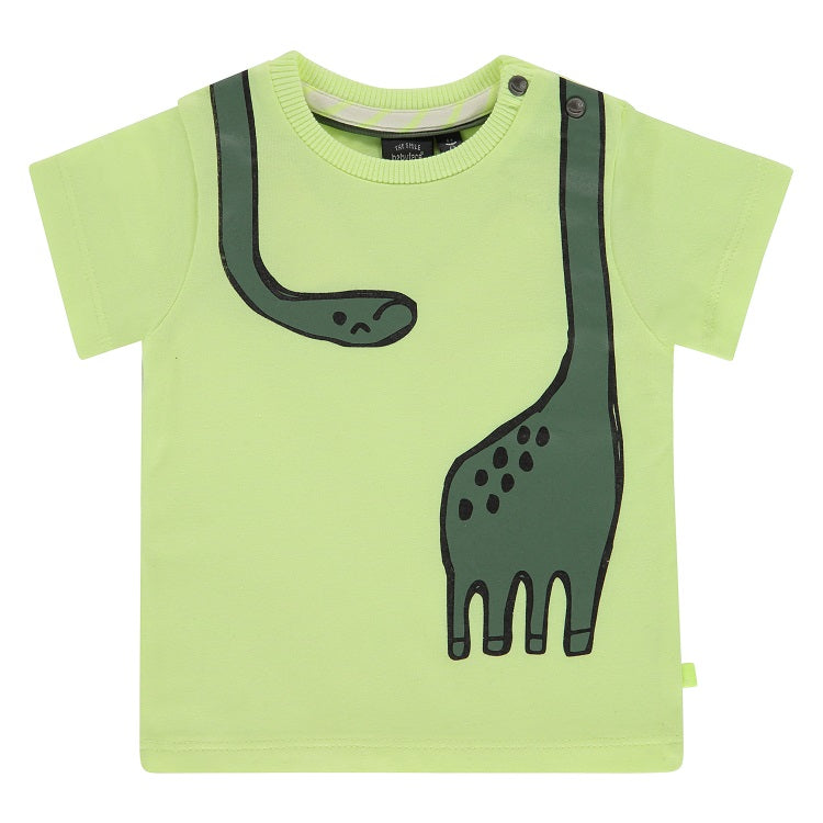 Dino Wrapping Neck Tee