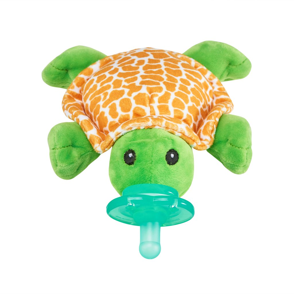 Tickles Turtle Paci-Plushie