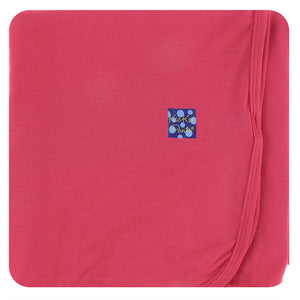 Bamboo Swaddle in Flag Red