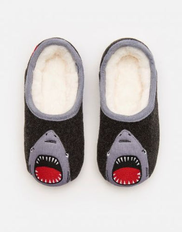 Shark Slippet Slippers