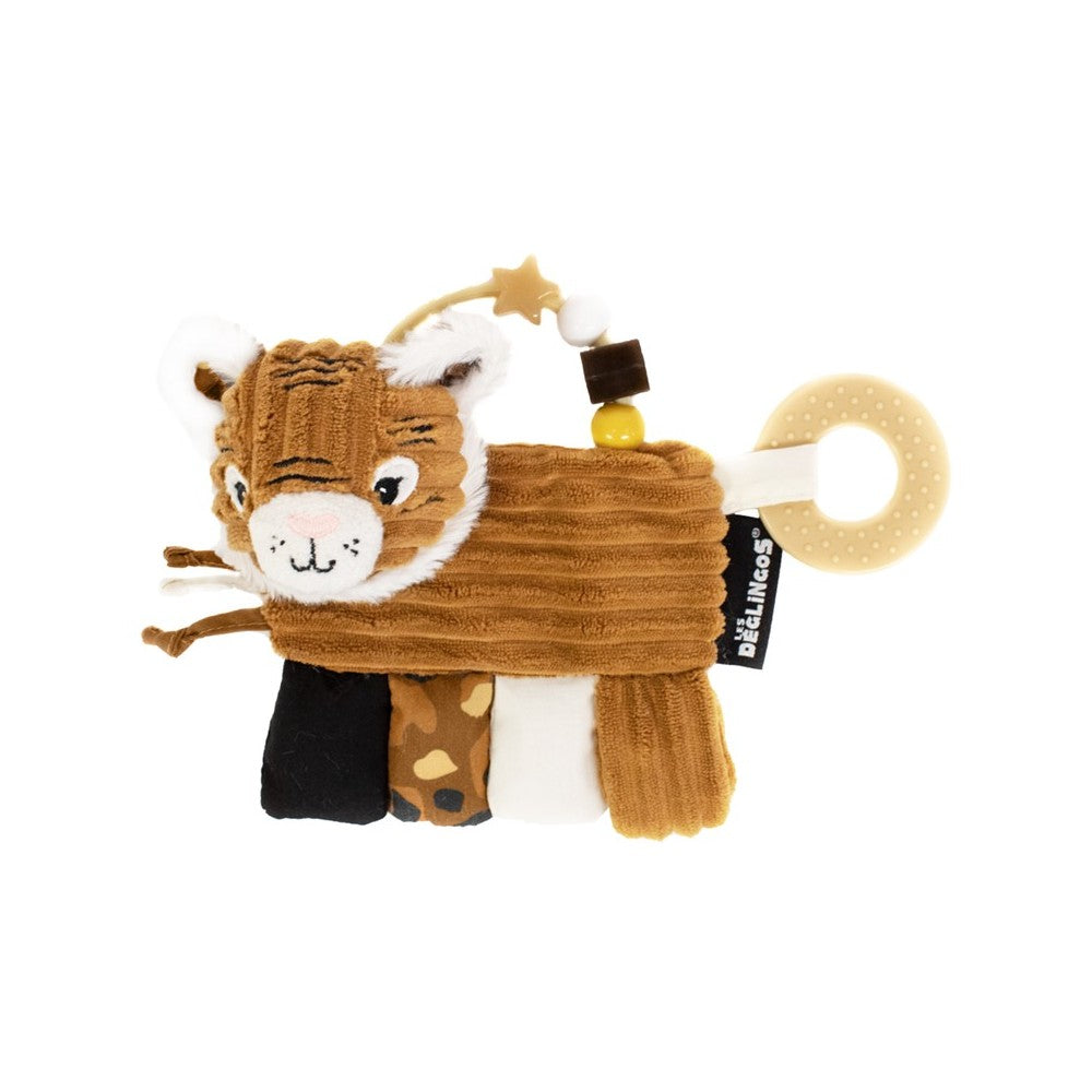 Speculos Tiger Act Rattle