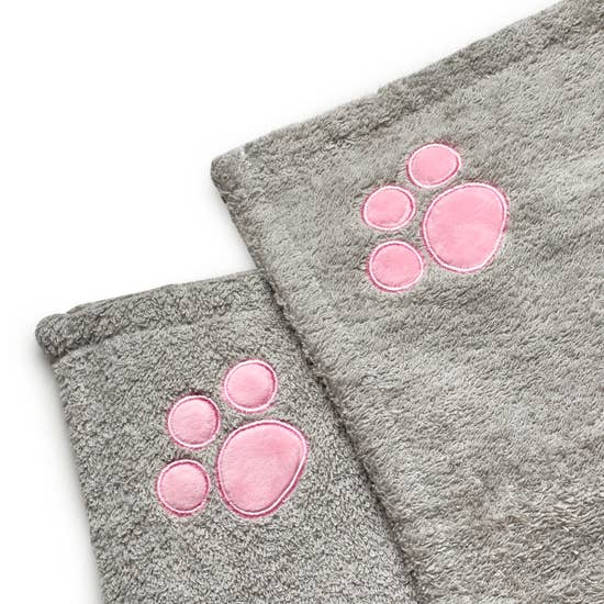 Kitty Cat Hooded Towel